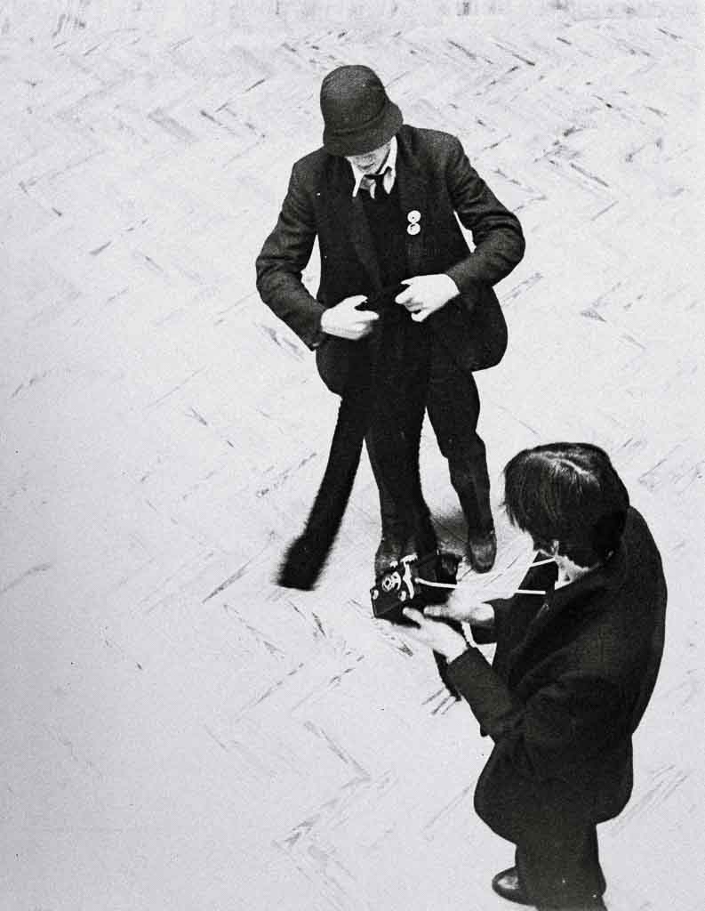 Existential photography looks back at a process of rememoration on fragments - photographs - from the initial years in the 70's at a boarding school in the UK. It is the formation of a conscientious and personal photography history · mp
